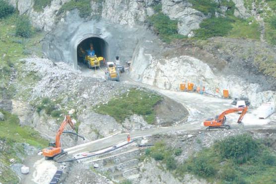Image News - ACS participe à la construction de ce colossal projet