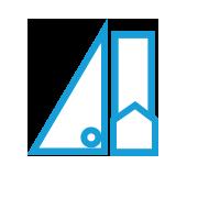 logo domaine architecture structure