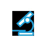 logo domaine industrie laboratoire & recherche médicale